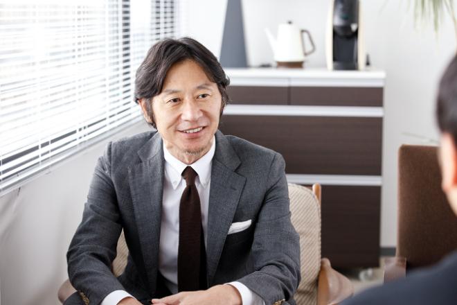 代表取締役社長 奥岡 征彦